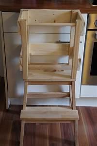 Hocker Selber Bauen : bauanleitung f r einen learning tower lernturm aus ikea ~ Lizthompson.info Haus und Dekorationen