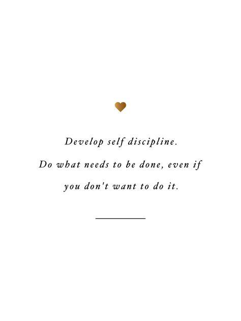 develop  discipline inspirational wallpapers