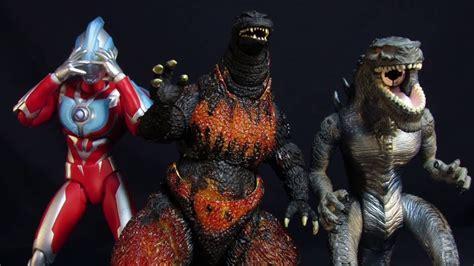 Toys React To Shin Gojira Trailer #2