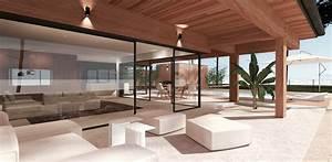 Maison En L Moderne : construction d 39 une maison contemporaine en bois sur le bassin d arcachon mcc construction ~ Melissatoandfro.com Idées de Décoration