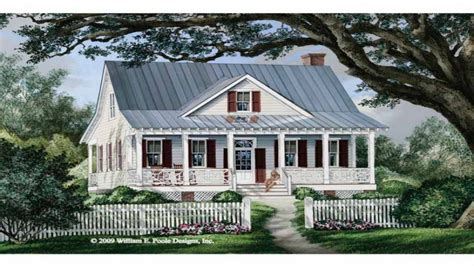 cottage country farmhouse plan cottage house plans