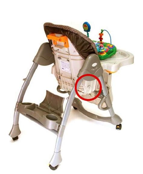 Evenflo High Chair Recall 2009 by Evenflo Majestic High Chair Product Safety Australia