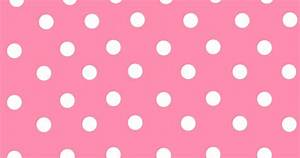 Pink Polka Dot Wallpaper | Wallpapers Desktop