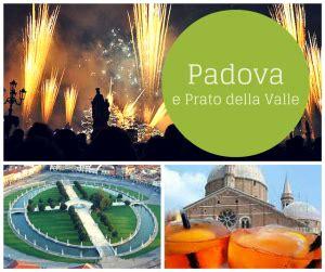 Visitare Padova e Prato della Valle storia e curiosità