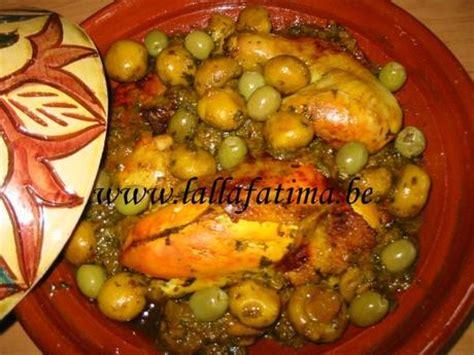 cuisine marocaine poulet cuisine marocaine poulet aux olives à découvrir