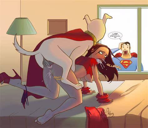 krypto fucks lois lane superhero bestiality pics sorted by position luscious