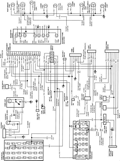 Cadillac Deville Wiring Diagram Camizu