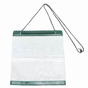 pvc transparent waterproof map document storage case cover With pvc document holder