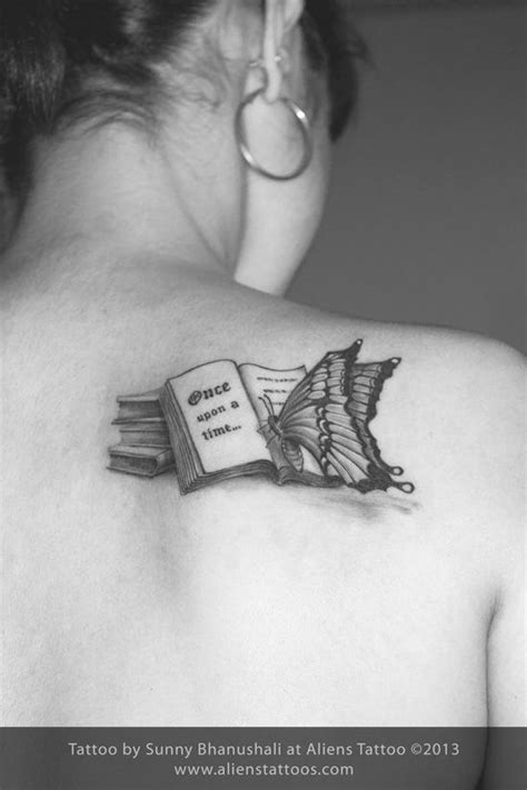 Once upon a time... | Tattoos | Bookish tattoos, Book tattoo, Tattoos