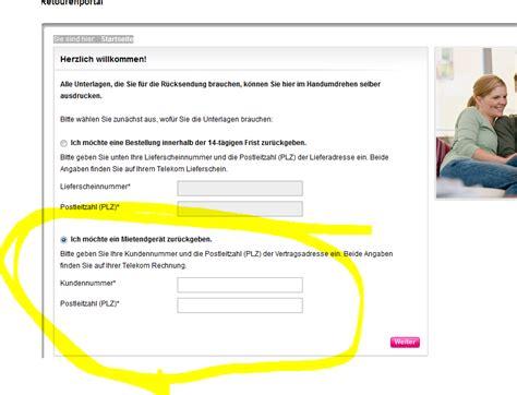 Warum kann ich den retourenschein nicht ausdrucken telekom hilft community amazon mit dem mobilen retourenschein von hermes. Telekom Retourenschein Ausdrucken