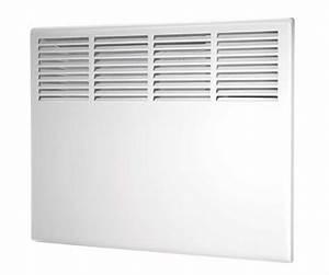 Radiateur Electrique Avec Thermostat : convecteur radiateur electrique mural 1500w avec thermostat ~ Edinachiropracticcenter.com Idées de Décoration
