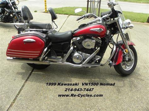Kawasaki Dallas by Kawasaki Vulcan 1500 Nomad Motorcycles For Sale In Dallas