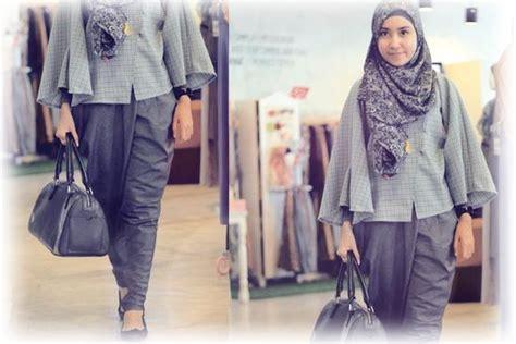 Sekretaris Ku | Fashion Hijab Kantor yang Simpel - Sekretaris Ku