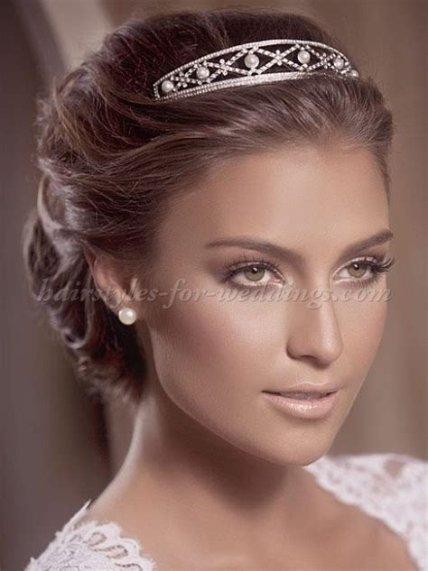bridal tiara   wedding tiara   Hairstyles for weddings.com