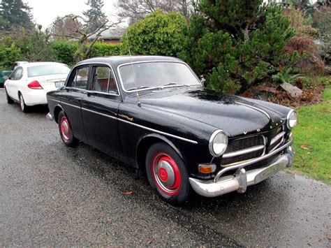 seattles classics  volvo amazon