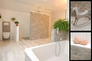 Badezimmer Fliesen Grau : badezimmer fliesen steinoptik grau ~ Sanjose-hotels-ca.com Haus und Dekorationen