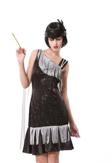 Popular Sexy Flapper Costumes-Buy Cheap Sexy Flapper Costumes lots from China Sexy Flapper ...
