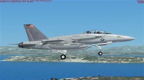 air force ea  growler  fsx