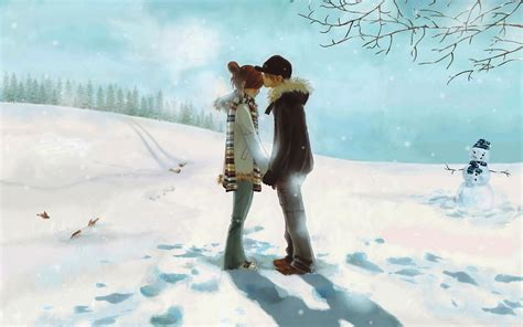 missing beats  life couple  winter season hd wallpaper