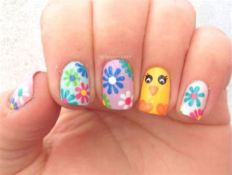 easter nail designs 20 simple easy easter nails designs ideas 2017