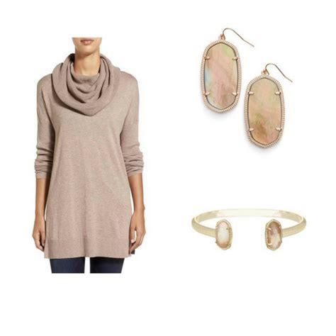 sweaters to wear with 6 ways to wear jewelry with sweaters yet trendy