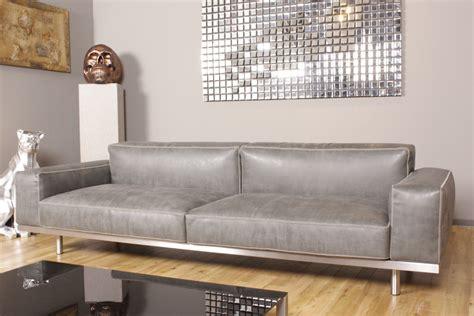 Sofa Leder Grau by Sofa Grau Leder Sofa In Grau 50 Wohnzimmer Mit Designer