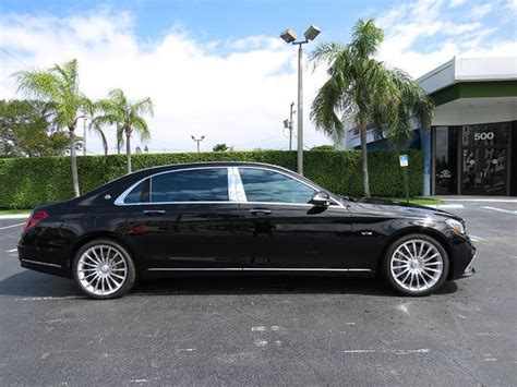 Amg s 63 4matic sedan. 2019 Used Mercedes-Benz S-Class Maybach S 650 Sedan at Fort Lauderdale Collection Serving ...