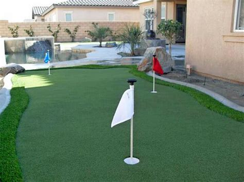 artificial putting green cost best artificial grass el cerro new mexico backyard deck ideas backyard