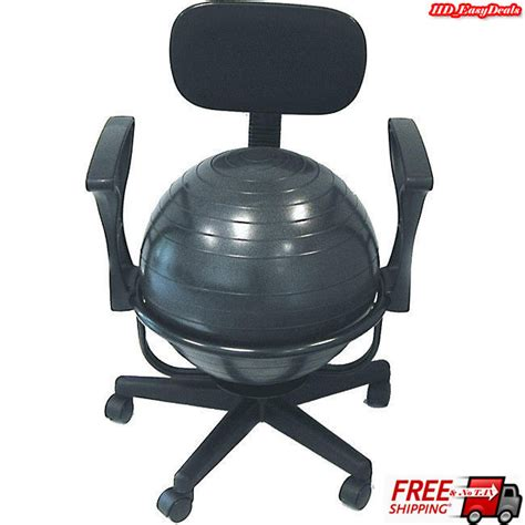 ergonomic chair fit office chair balance