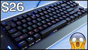 A  26 Mechanical Gaming Keyboard