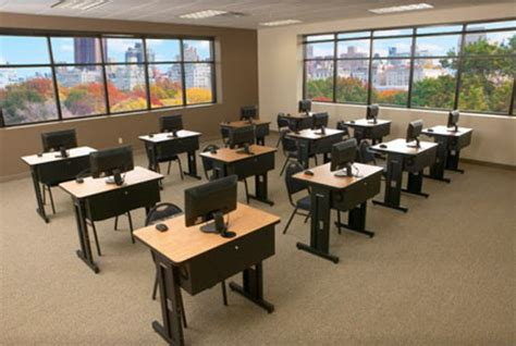 computer training room desks classroom furniture student desk student table season