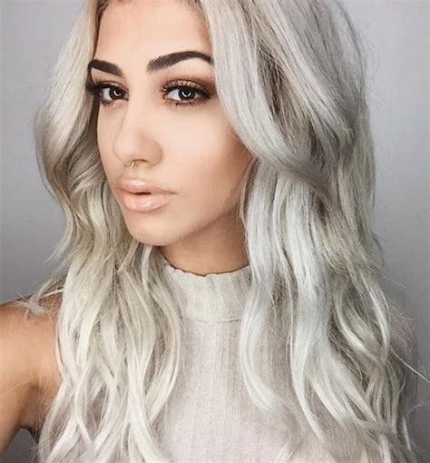platinum blonde hair color hair colors idea