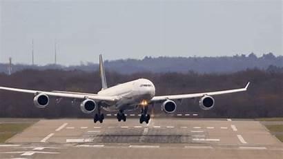 Landing Runway Crosswind Airport Drifting Person Aka