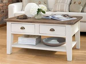 amazon white elegant cottage home style coffee cocktail With country style coffee tables and end tables