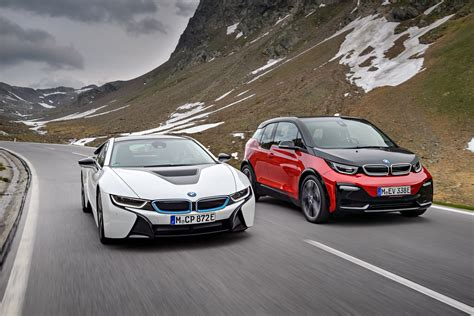 Bmw I3 Production Hits 100,000 Units, I8 Roadster To Be