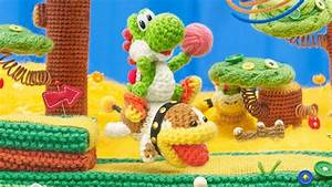 Poochy And Yoshi39s Woolly World Review IGN