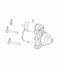 2016 Dodge Grand Caravan Screw  Used For  Bolt And Washer