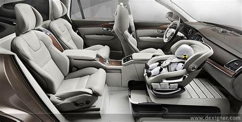 volvo unveils xc excellence child seat concept volvo