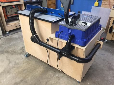 mobile router table combo foreman buildsomethingcom