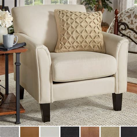 Tribecca Home Uptown Modern Sofa Grey Linen by Tribecca Home Uptown Modern Accent Chair Ebay