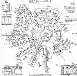 Sci-Fi Spacecraft Blueprints - Pics about space