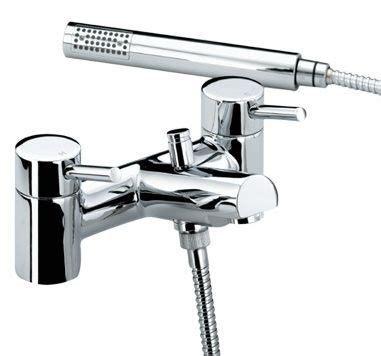 Bristan Prism Bath Shower Mixer by Bristan Prism Pmbsmc Bath Shower Mixer Bath Shower