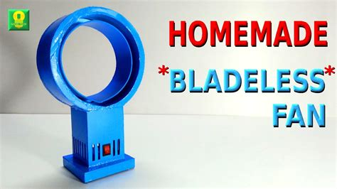 how does dyson fan cool how to make bladeless fan at home youtube