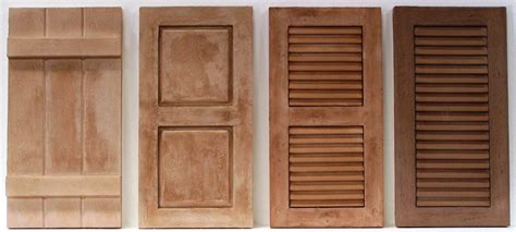 Wooden Shutters by Stylish Wood Shutters For Privacy And Elegance Carehomedecor