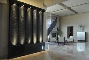 HomeOffice-Dekoration Moderne Wand-Brunnen