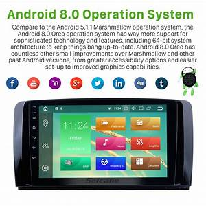 9 Inch Oem Android 8 0 Radio Capacitive Touch Screen For
