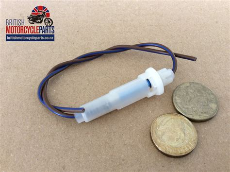 fuse holder complete with brown blue wire british