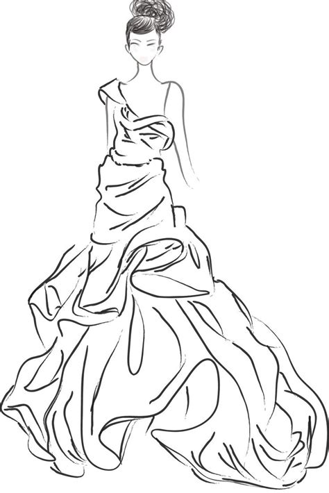coloring cloth fashion clothes coloring pages coloring home