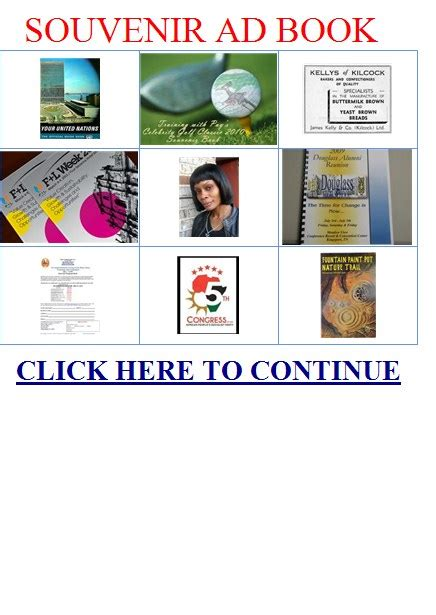souvenir ad book template 8 best images of ads for souvenir booklet sle souvenir ads layout books family reunion