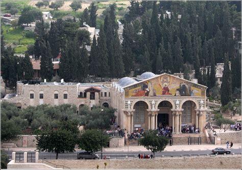 Garten Der Nationen by Kirche Der Nationen Am Garten Gethsemane Die Kirche